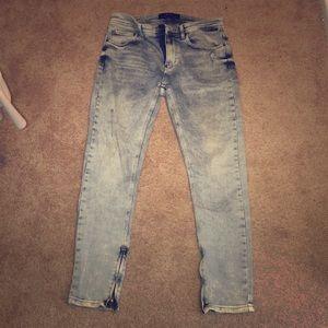 MENS Zara jeans